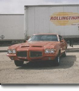 This is my '71 GTO click here to read about it